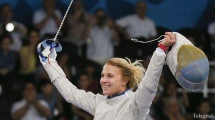 Украинка Ольга Харлан завоевала золото на этапе Кубка мира в Фошане