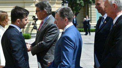 Зеленский пообещал иностранным гостям, что мир будет гордиться Украиной