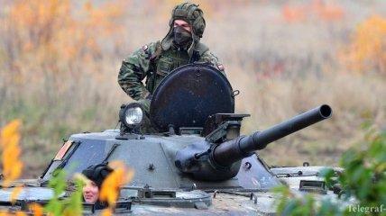 Польша намерена увеличить расходы на оборону