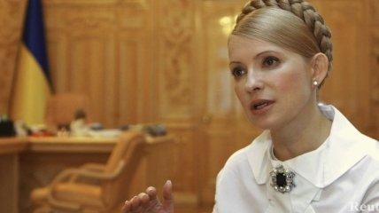 Тимошенко призвала сплотиться против мирового терроризма