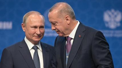 Эрдоган не признал выборы в Крыму, даже невзирая на дружбу с Путиным