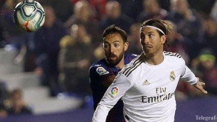 Леванте поверг в шок Реал (Видео)