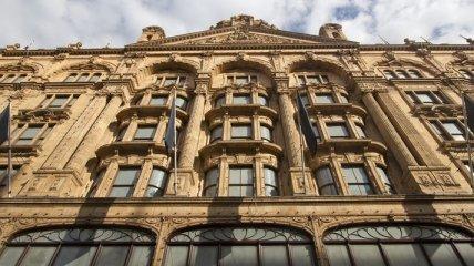 Harrods - знаменитый магазин в Лондоне