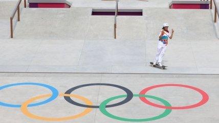 """13-летняя японка Нисия выиграла """"золото"""" на Олимпиаде в Токио"""