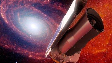 Spitzer заменят: NASA прекращает работу телескопа