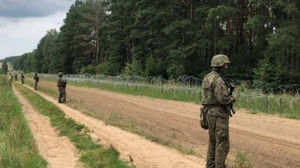 Польско-белорусская граница