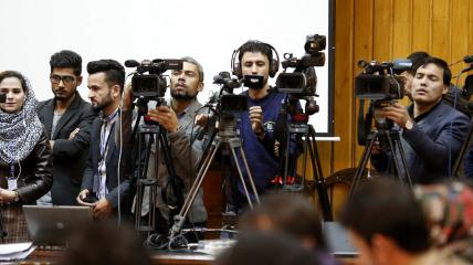 Після приходу до влади талібів журналісти все частіше піддаються переслідуванням