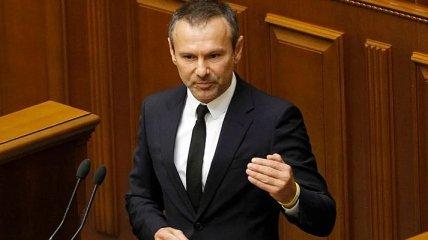 Верховная Рада отказалась лишить Вакарчука мандата