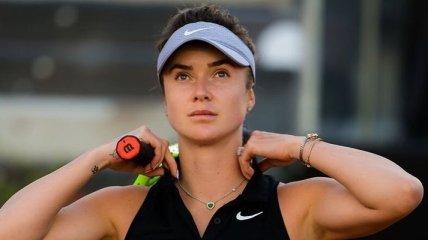 Свитолина пробилась в четвертьфинал турнира в Риме (видео)