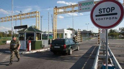 На границе с Белоруссией усилен контроль