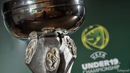 ЧЕ-2014 (U-19): Украина в группе с Германией, Болгарией и Сербией