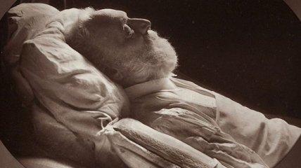 Посмертные фотографии Викторианской эпохи (Фото)