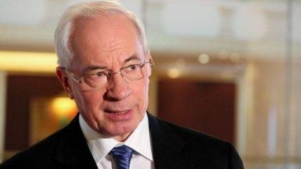 Азаров рассчитывает, что бюджет 2013 примет еще действующий состав