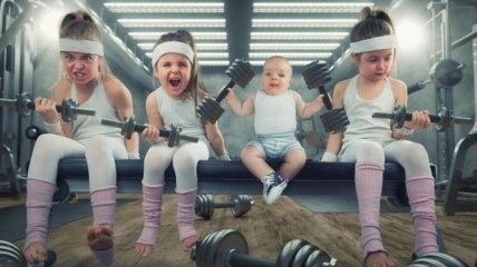Юморной фотопроект о детях, которые знают о шалостях не понаслышке (Фото)