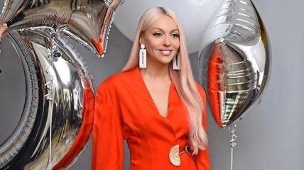 Оля Полякова показала, как отмечает праздники