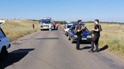 Предотвратили теракт: на Донбассе заминировали газопровод