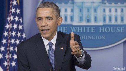 Обама представит госбюджет на следующий год