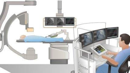 Роботы помогут лечить сердце