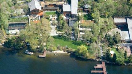 Как выглядит дом Билла Гейтса стоимостью 123 миллиона долларов (Фото)
