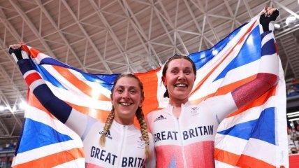 Велотрек на Олимпиаде в Токио: результаты 14-го дня игр