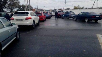 Автомайдановцы заблокировали трассу Одесса - Тирасполь