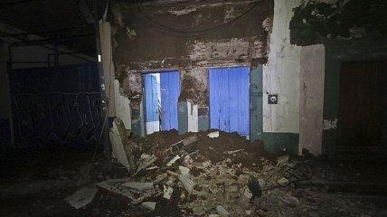 Отель в Мексике раскололся надвое в результате мощнейшего землетрясения