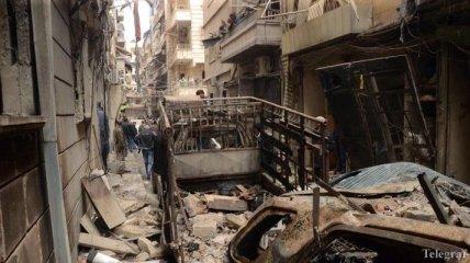 Алеппо покинули около 50 тысяч человек