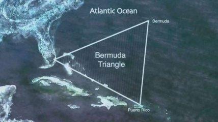 Найдено научное объяснение тайны Бермудского треугольника