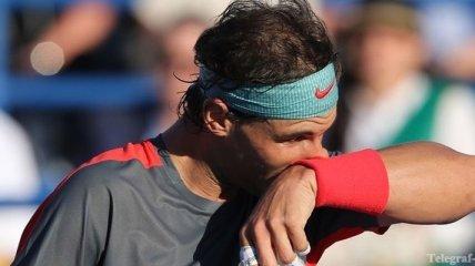 """Теннис. Надаль завоевывает """"бронзу"""" в Абу-Даби"""