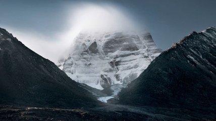 Таинственная красота горы Кайлас (Фото)