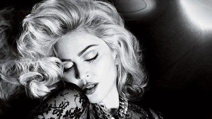 Мадонна замечена в новой провокации