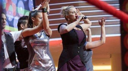 Анна Семенович травмировалась на сцене