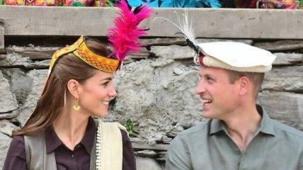 Герцоги Кембриджские подвели итоги уходящего года года: волшебное видео