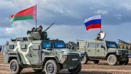 """Россия и Беларусь на учениях """"Запад-2021"""""""