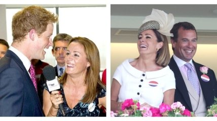 Разведенного внука Елизаветы II заметили в компании бывшей принца Гарри (фото)