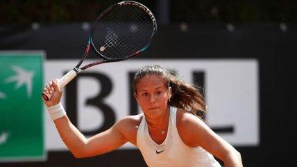 Российская теннисистка раскритиковала организаторов Ролан Гаррос