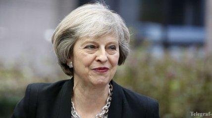 Мэй может запустить процедуру Brexit уже 14 марта