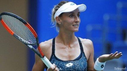 Цуренко покинула турнир в Москве, проиграв Касаткиной в первом круге