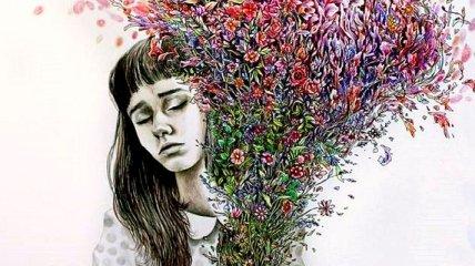 Удивительные карандашные рисунки юной британской художницы (Фото)