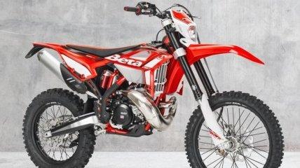 Beta RR Enduro: представлена модифицированная линейка внедорожных мотоциклов (Фото)