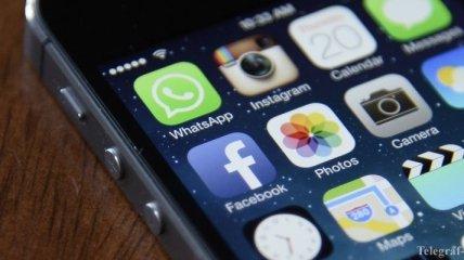 Apple вступила в борьбу с Facebook