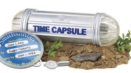Что обнаружили в капсуле времени, запечатанной в 1993 году (Фото)