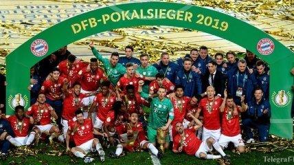 Кубок Германии: названы даты полуфиналов