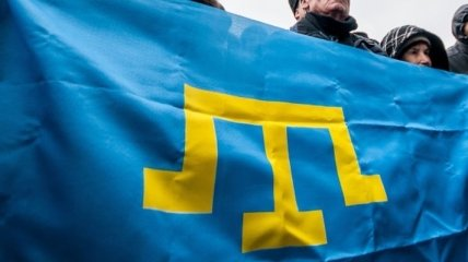 Поддержка крымских татар: в Петербурге прошла акция
