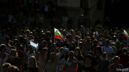 Президент против правительства и прокуратуры: в Болгарии проходят многотысячные протесты