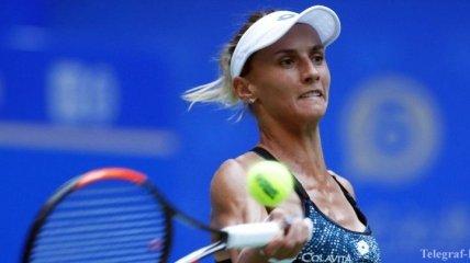 Украинка Цуренко пробилась в четвертьфинал турнира в Брисбене