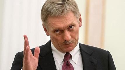 В Украине отреагировали на заявление Пескова