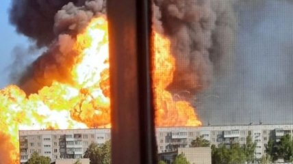 Многотонная цистерна улетела на 300 метров: число пострадавших от взрыва в Новосибирске возросло (видео)