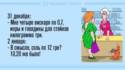 Самые смешные анекдоты после тяжелого рабочего дня: вечерние анекдоты 2 января