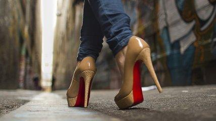 Чем могут навредить каблуки?